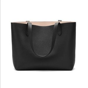 Cuyana Classic Structured Leather Tote